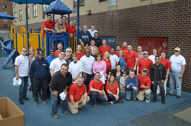 Spring Cleaning Volunteers Completely Remodel Astoria
